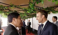 Le chef de la diplomatie vietnamienne au Sommet de la Francophonie