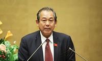 Truong Hoa Binh rencontre le président de la Chambre des députés d'Italie