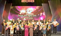 Hô Chi Minh-ville: 40 milliards de dôngs collectés en faveur des pauvres