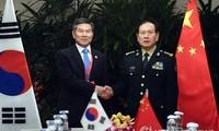 Séoul et Pékin vont mettre en place une nouvelle hotline entre leurs forces aériennes