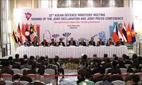 Le Vietnam œuvre pour la coopération défensive régionale