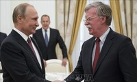 Moscou et Berlin mettent en garde Trump contre la sortie d'un traité nucléaire