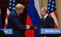 Vladimir Poutine veut discuter avec Donald Trump du traité FNI