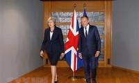 Brexit: Sommet européen le 25 novembre à Bruxelles pour signer l'accord de retrait