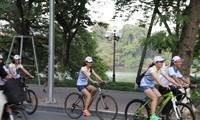 Découvrir Hanoi à vélo