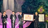Le Vietnam a son deuxième géoparc mondial