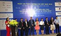 Colloque international sur la sécurité de l'information du Vietnam