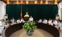 Nguyên Xuân Phuc travaille avec les autorités de Gia Lai