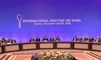 Aucun progrès sur la Syrie à Astana, déplore l'Onu