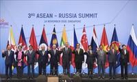 L'ASEAN et la Russie veulent renforcer la coopération numérique