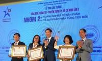 Hô Chi Minh-ville: Remise des prix aux solutions technologiques pour une ville intelligente