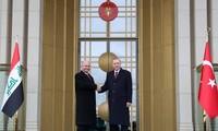 Ankara et Bagdad s'entendent pour coopérer davantage contre le terrorisme