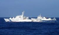 Le Japon proteste contre une étude maritime de la Chine