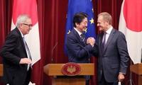 UE-Japon: un accord commercial unique