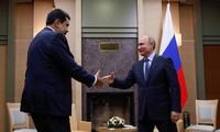 La Russie continue de reconnaître Nicolas Maduro comme président légitime du Venezuela