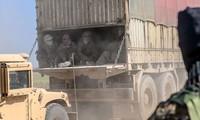 Les Kurdes syriens transfèrent encore 150  djihadistes en Irak