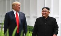 Sommet Kim-Trump: Guterres espère une «dénucléarisation complète»