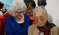 Nguyên Thi Binh-Nancy Hollander: une rencontre pour l'Histoire