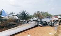 Un avion de ligne régionale s'écrase en Colombie: 14 morts