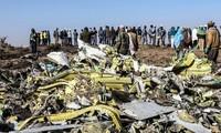 Crash d'un avion de ligne en Ethiopie: les deux boîtes noires ont été retrouvées