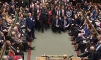 Les députés britanniques ont voté en faveur d'un report du Brexit