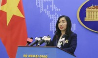 Conférence de presse du ministère des Affaires étrangères du 28 mars 2019