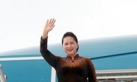 Nguyên Thi Kim Ngân reçue par le Premier ministre marocain