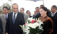 Maroc: entretien Nguyên Thi Kim Ngân-Habib El Malki