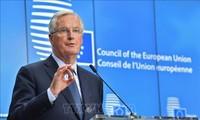 Brexit: Michel Barnier salue le «dialogue inter-partis» au Royaume-Uni