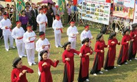 Fête des rois Hùng 2019: le chant Xoan à l'honneur