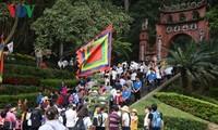 La fête des rois Hùng dans l'ensemble du pays