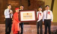 Célébrations du 1000e anniversaire de la naissance du général Ly Thuong Kiêt