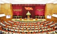 Deuxième journée du 10e plénum du CC du Parti communiste vietnamien