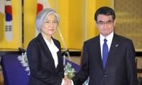 Le Japon et la République de Corée travaillent à Paris sur le travail forcé