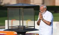Inde: Narendra Modi prête serment en tant que Premier ministre pour un 2e mandat