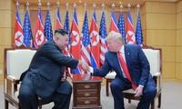 Donald Trump souhaite rencontrer Kim Jong-un prochainement