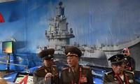 Le ministre nord-coréen de la Défense rencontre une délégation russe