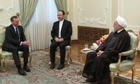 Au lendemain de la médiation française, l'Iran campe sur ses positions