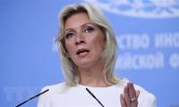 Moscou salue les efforts de Paris sur le nucléaire iranien face à «l'hystérie américaine»