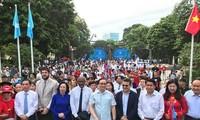 Hanoi fête ses 20 ans de «Ville pour la paix »
