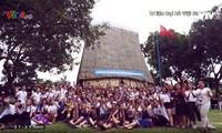 Ouverture du camp d'été des jeunes Vietkieu