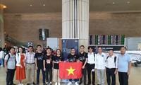 Olympiades de physique 2019: beaux succès des élèves vietnamiens