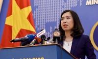 Le Vietnam applique ses droits en mer de façon pacifique et conforme à la loi