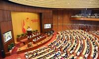 La prochaine session de l'Assemblée nationale démarrera le 21 octobre