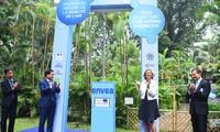 Inauguration d'un nouveau dispositif de mesure de la qualité de l'air à Hanoï