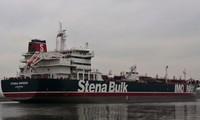 Tanker saisi par l'Iran: Londres plaide pour une mission européenne de protection dans le Golfe