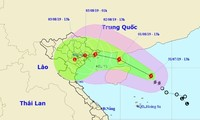 Le Vietnam se prépare à l'arrivée du typhon Wipha