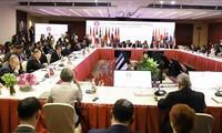 Sommet de l'Asie de l'Est: les ministres des Affaires étrangères se réunissent
