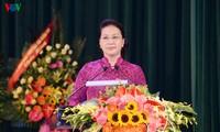 La présidente de l'Assemblée nationale au 30e anniversaire de la refondation de Thua Thiên-Huê