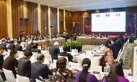 Cambodge-Laos-Vietnam: Déclaration commune relative au Triangle de développement